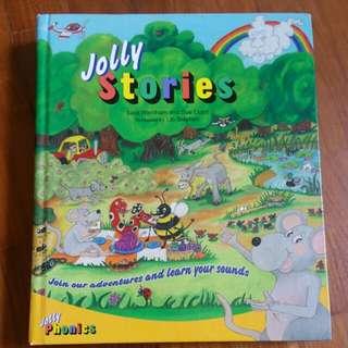 Jolly Phonics stories