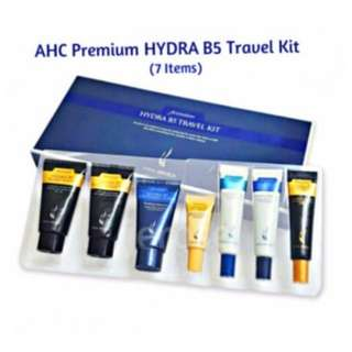 Premium Hydra B5 travel kit
