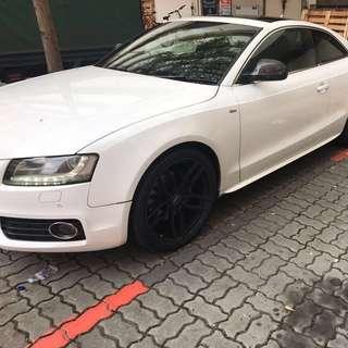 Audi A5 Coupe 3.2 Auto FSI quattro Tip