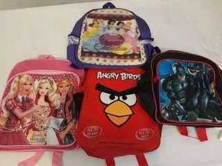 take all new bag