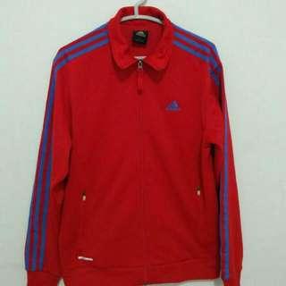 Jaket Adidas Ukuran Panjang 68 Lebar52 Warna Merah
