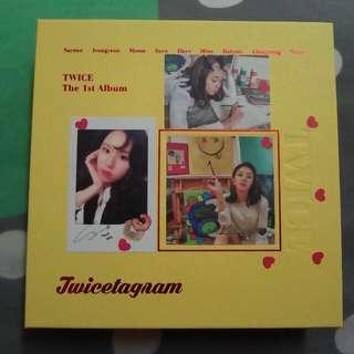 Twice - Twicetagram Album (Matte ver.)