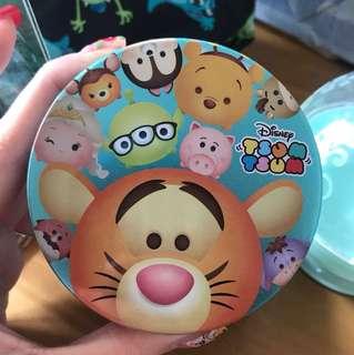 迪士尼 跳跳虎 tsumtsum 盒