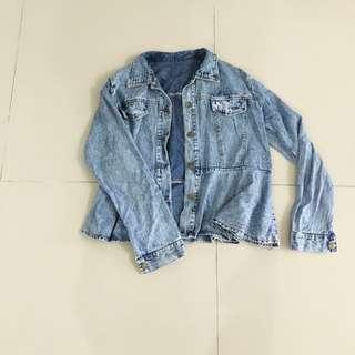 Light Jeans Jacket