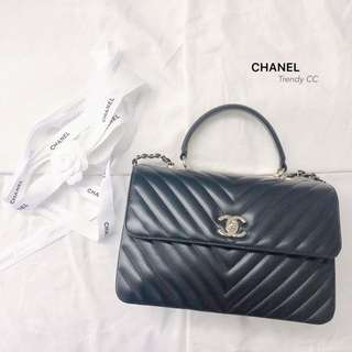 CHANEL Trendy CC Medium Size