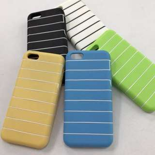 Stripes Style TPU Protective Case for iPhone 5C