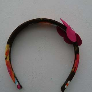 Girls hair band