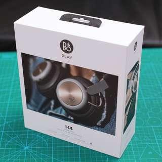 B&O BeoPlay H4 無線藍牙頭帶式耳機