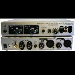 M Audio Duo Audio Box