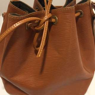 LV bag 可交換袋
