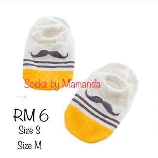 Cut Baby Socks
