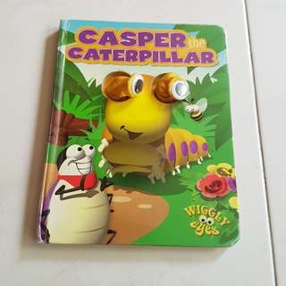 😊 Casper the Caterpillar