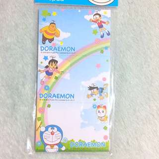 Doraemon Note Pad 3 In 1 - Family