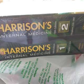 Harrison's Internal Medicine 18th edition
