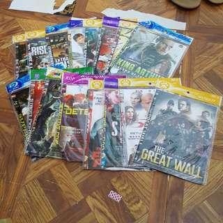 CD Movies Bundle