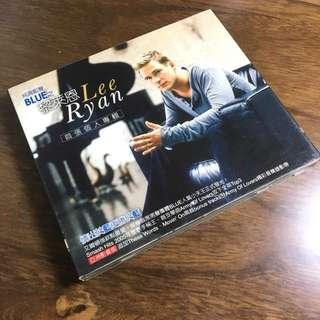 BLUE Lee Ryan 黎萊恩 首張個人專輯