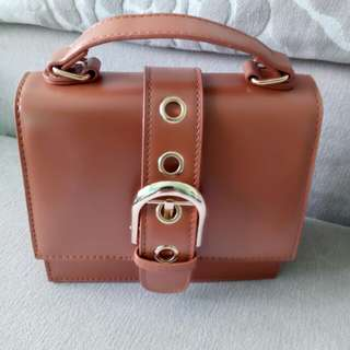 ~Instock~ Crossbody Briefcase Handbag