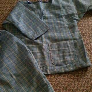 Baju melayu kanak2 leĺaki