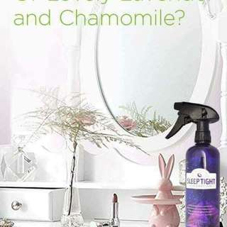 Theodore's Sleep Tight Essential Oil Room Spray