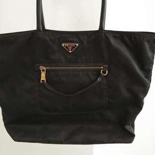 ON SALE: Auth Prada Tote Bag