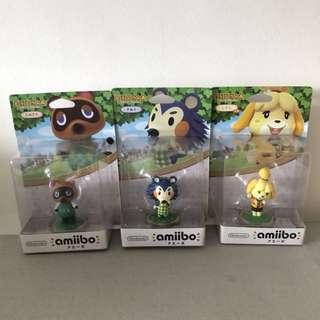 Nintendo Amiibo figurines