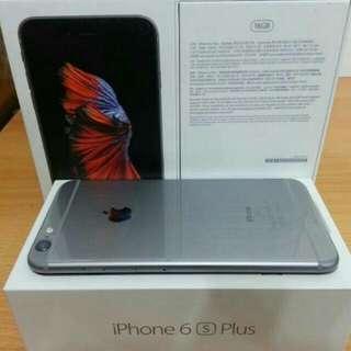 Kredit iPhone 6S Plus 64 GB - Cicilan tanpa kartu kredit