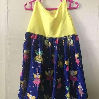 CCGC fairy maxi dress