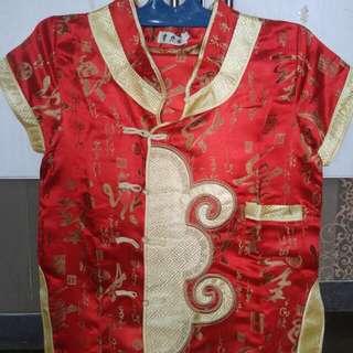 Baju Gong Xi Fa Cai/ Baju utk Imlek
