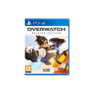 PS4 PREOWNED OVERWATCH