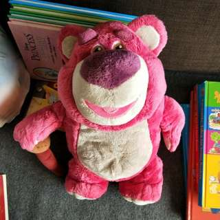 Toy Story 3 Bear soft toy 13inch