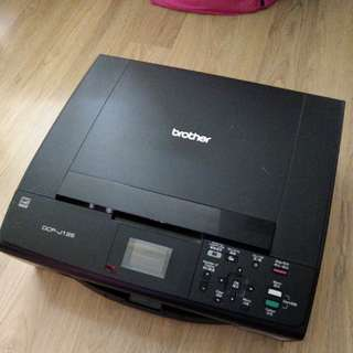 Brother 3in1 printer, 85% new