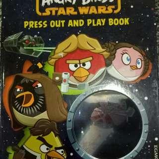 Angry bird starwars