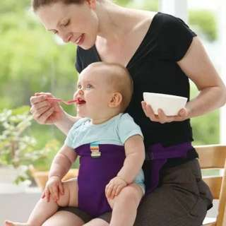 Baby chair safety carrier