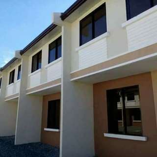 HOUSE N LOT (rent to own) TOWNHOUSE