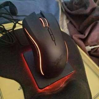 Razer Mamba Chroma gaming mouse