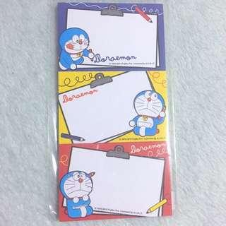 Doraemon Note Pad 3 In 1 - Doraemon