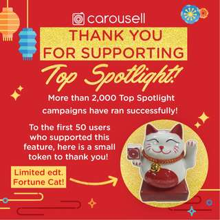 Thank You For Supporting Top Spotlight!💡✨