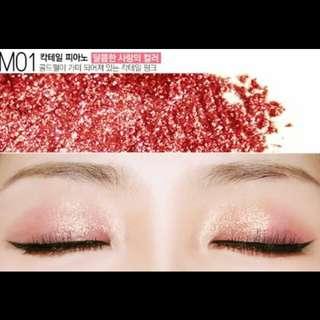韓國化妝品 Bbia人魚色限量寶石眼影 eyeshadow