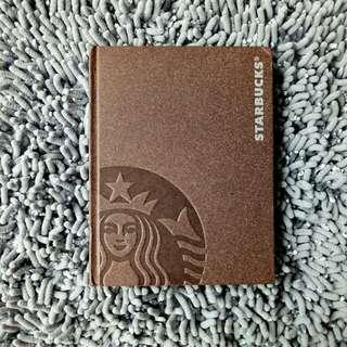 Starbucks Planner 2012