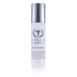 Top Dermatologist Acne Clearing Toner