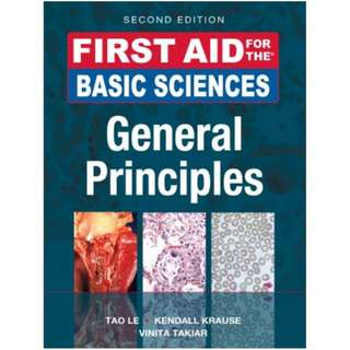 Ebook First Aid for the® Basic Sciences: General Principles Second Edition