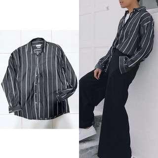 ZARA Striped Shirt [Price Reduced]
