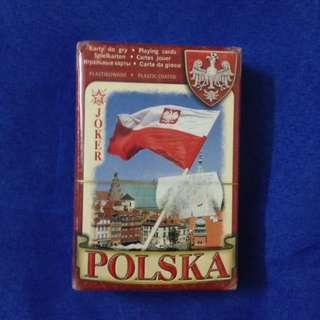 Poland Souvenir Playing Cards