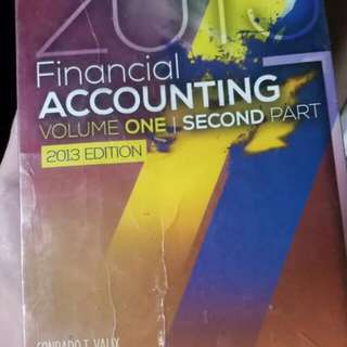 Financial Accounting Volume 1 part 2 by Valix
