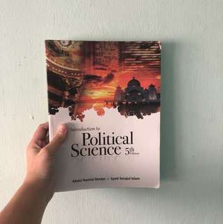 Introduction to political science 5th edition