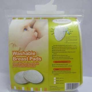 16'pcs AUTUMNZ Washable Breastpads 8's pairs