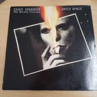 David Bowie Ziggy Stardust Motion Picture Double Vinyl LP Original Pressing Rare