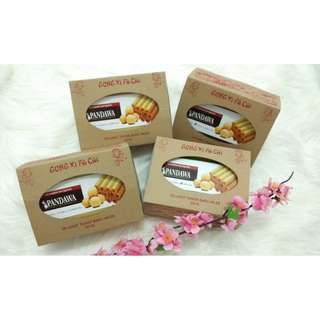 Egg Roll by PANDAWA (Packing kotak toples)