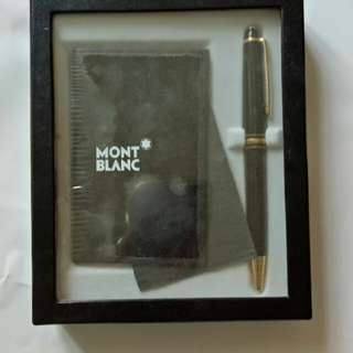 Bnib Antique mont blanc pen from germany