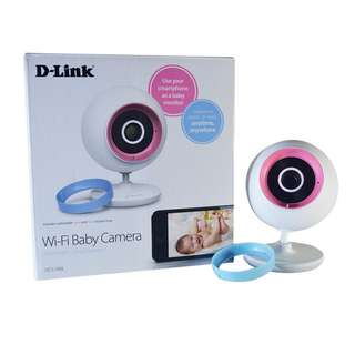 Dlink Wireless Cloud Baby Camera DCS-700L